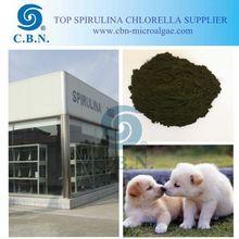 Spirulina powder for animals feed