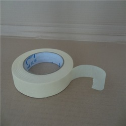 High quality strong adhesive low tack branded masking tape