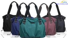 Hot sale fashion female kits polyester handbag china manufacturer