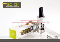 2014 new version 100% Original Justfog Ultimate 1453 clearomizer Sinovape Wholesale