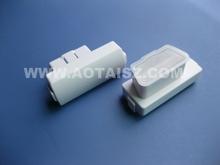 Vehicle tools obd plastic ABS housing windows ce obd ii