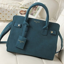 E934 new products for teenagers leisure suede tote chinese handbags cheap