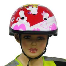 Cycling Skating USB lighting safety helmets for children
