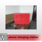 mobile phone charging station 9 docks 2014 new design solar charger for tablet pc