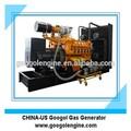El biogás googol/gas natural v12 generador del motor