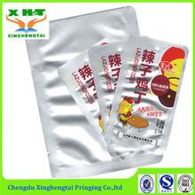 food grade resealable vacuum aluminum foil bag accept custom printed china supplier