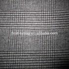 Hand-woven wool fabric - 100% sheep wool