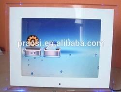 """multifunctional fashion 15"""" led light digital photo frame with led tft display"""