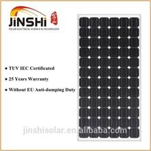 High Quality Mono Solar Panel 280w PV Solar Module for Thailand Market