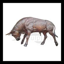 high quality cape buffalo figurines