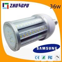 LED Corn Light Bulb 36w E27 IP65 114lm/w White Waterproof