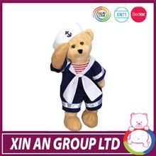 promotional gift cuddly plush nurse bear toy