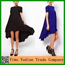 Chiffon Dress Style Chiffon Evening Dress With Short Sleeves