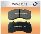 DF LF MACK TRUCK Freedom brake pad set GDB5084