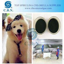 spirulina animal feed additives rich in protein