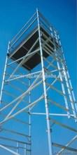 Ladder frame Aluminium Mobile SCAFFOLDING
