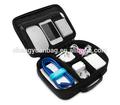 Impermeável eletrônico portátil acessórios de viagem caso organizador/disco rígido saco/saco cosmético