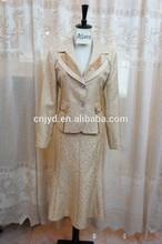 Ladies office uniform skirt suit