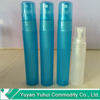 Colored Yuyao Small Plastic Perfume Bottle Perfume Pen Perfume Sample Bottle 5ml 10ml 8ml