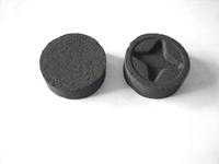 natural no spark round 100% wood coal shisha hookah charcoal