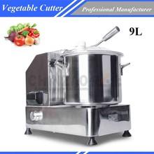 9L Restaurant Multifunction Electric Industrial Vegetable Cutter/Vegetable Slicer/Vegetable Cutting Machine