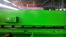 QC12Y series swing beam hydraulic shearing machine