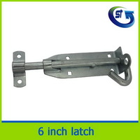 Design hot selling mechanical gate latch
