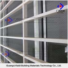 Anti-theft Galvanized Steel Window Grill Design