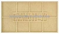 new design DIY MDF photo frame for family