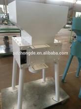 Grain milling machine for beer brewing