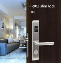 slim rf card hotel door lock electronic lock