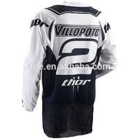 Sublimation Team Motocross Jersey / Motor Shirts/Racing jersey