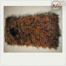 Home Decorative Real Tibet Lamb Fur Plates/ Mongolian Lamb Fur Plates for Chair/Sofa/Pillow/Car Seat