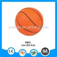 6.3CM basketball anti stress ball