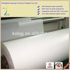 self adhesive glassine paper
