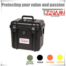New high quality hard plastic jewelry transport case with wheels for sale