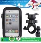 Waterproof Rotating Bicycle case Bike Mount Handle case Bar Holder Case For Mobile Phones
