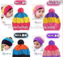 children knitted hat, winter hat knitting cap