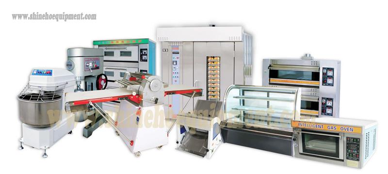 Haute temp rature four boulangerie industrielle machines mat riel de p tiss - Boulangerie industrielle a vendre ...