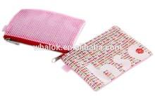 2014 Customized PVC mesh bag