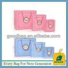 250gsm polka dot paper bag MJB-N175 China Supplier