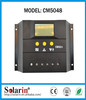Multifunction panel smart solar controller with pwm algorithm