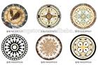 water jet stone marble design /Mordern mosaic water jet stone patterns