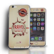 Travel series anti-slip jelly skin
