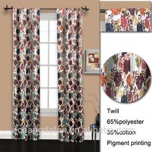 window curtain home decor ,twill curtain design