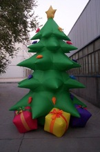 inflatable christmas tree /inflatable christmas cartoon