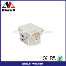 half- pan tilt aluminum CCTV camera bracket