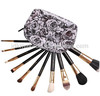Promotional beauty needs makeup brush set With Famous Brand
