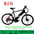 La ciudad de excelente/carretera del hybird trotter bicicleta bicicleta eléctrica
