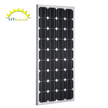 150W cheap monocrystalline material 18V Solar Panel low price